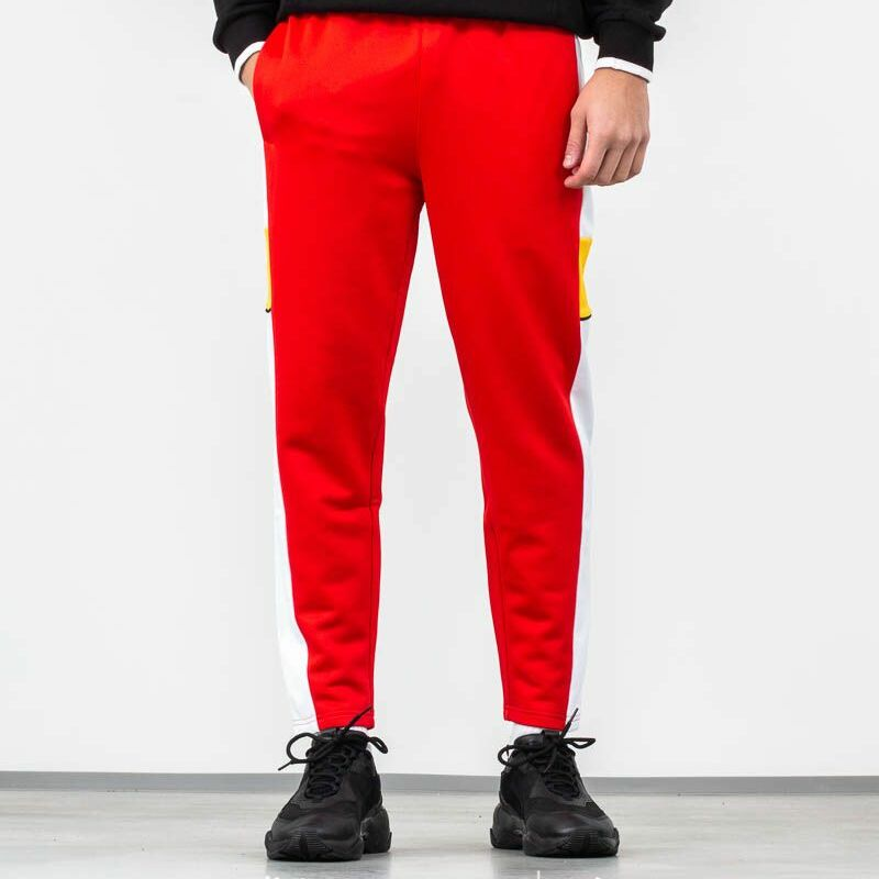 Puma Homage to Archive Crop Pants Red