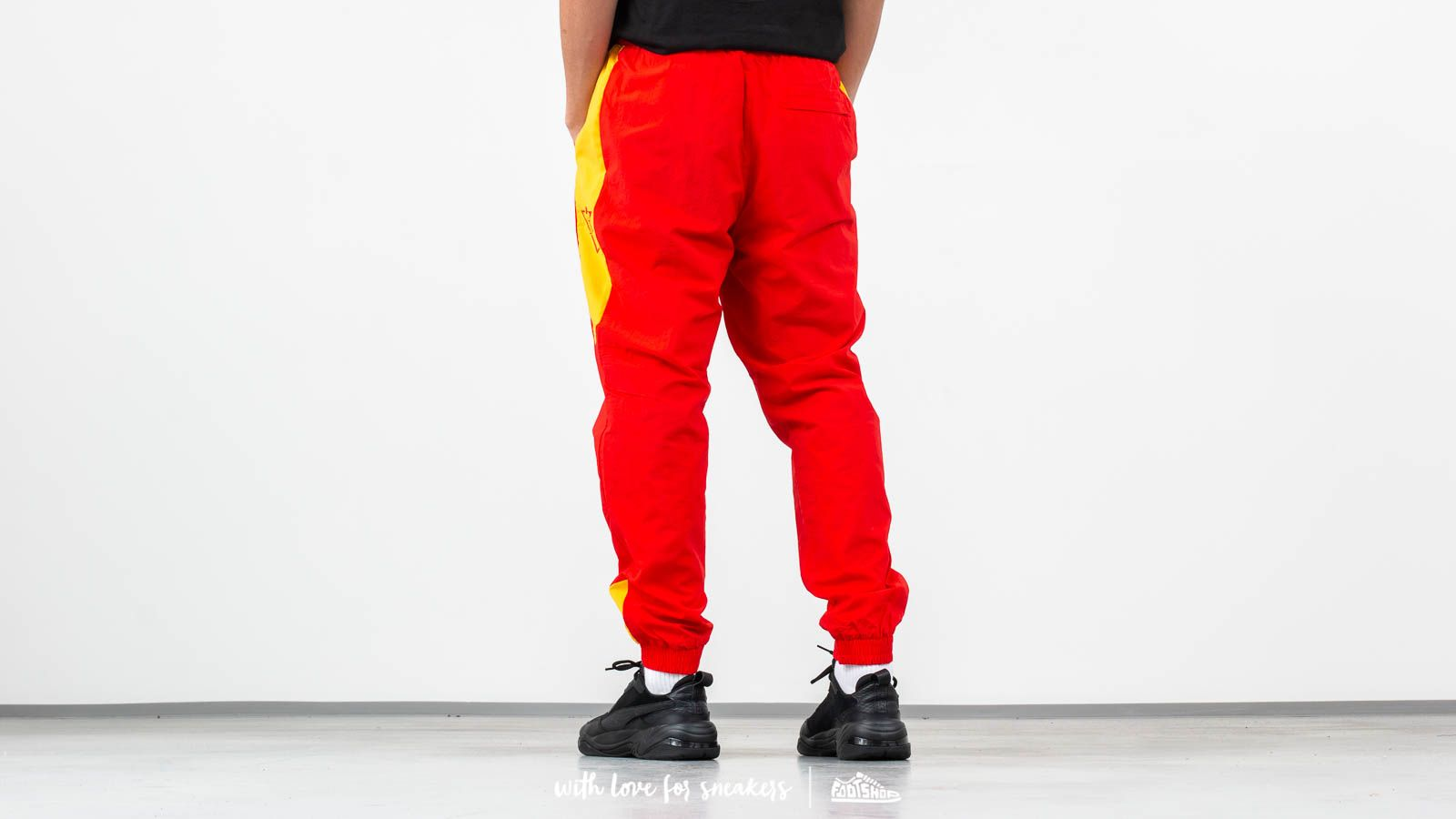 130e66e62e80 Puma Homage To Archive Trackpants Red at a great price 99 € buy at Footshop