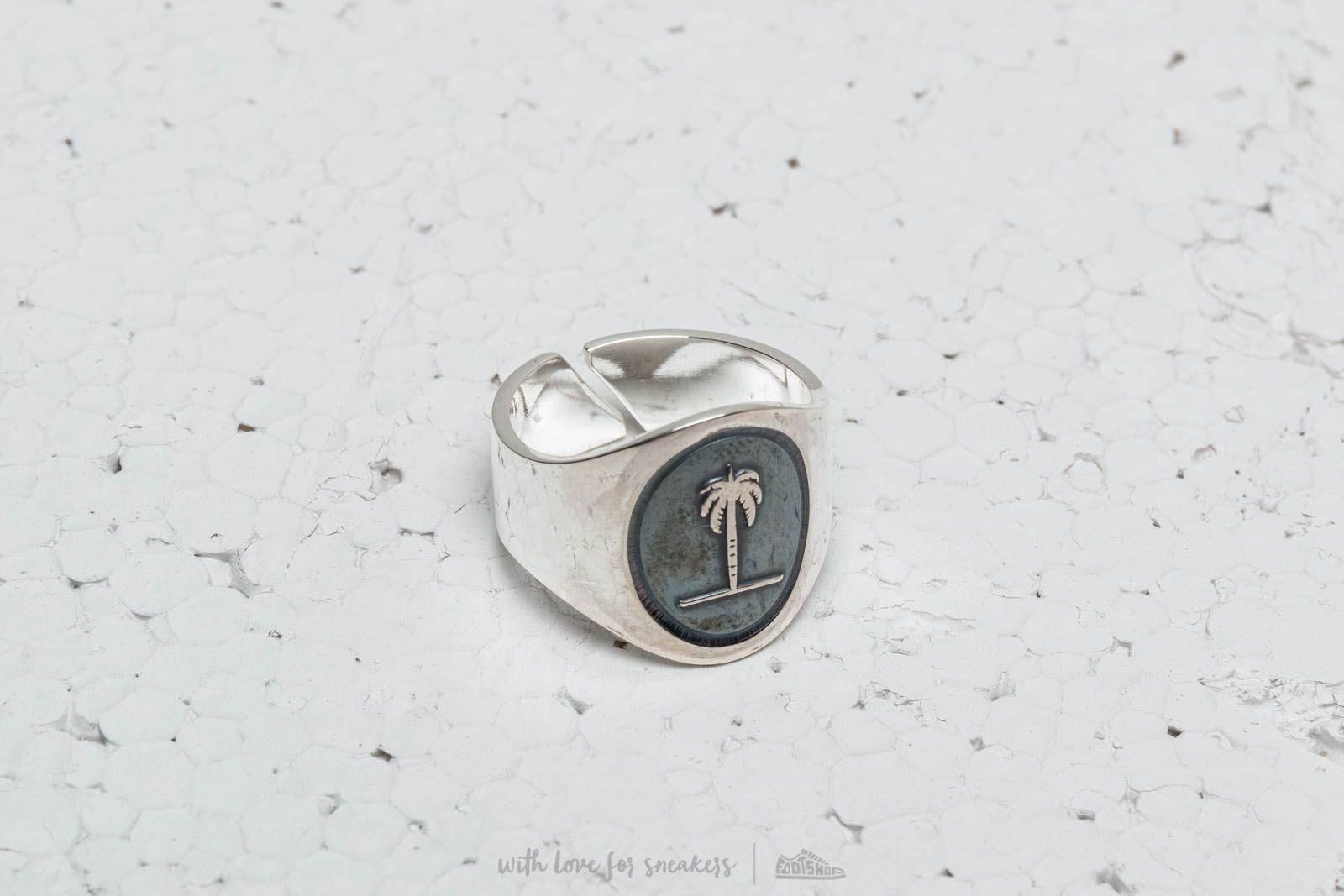 Miansai Palm Tree Ring Silver za skvelú cenu 115 € kúpite na Footshop.sk