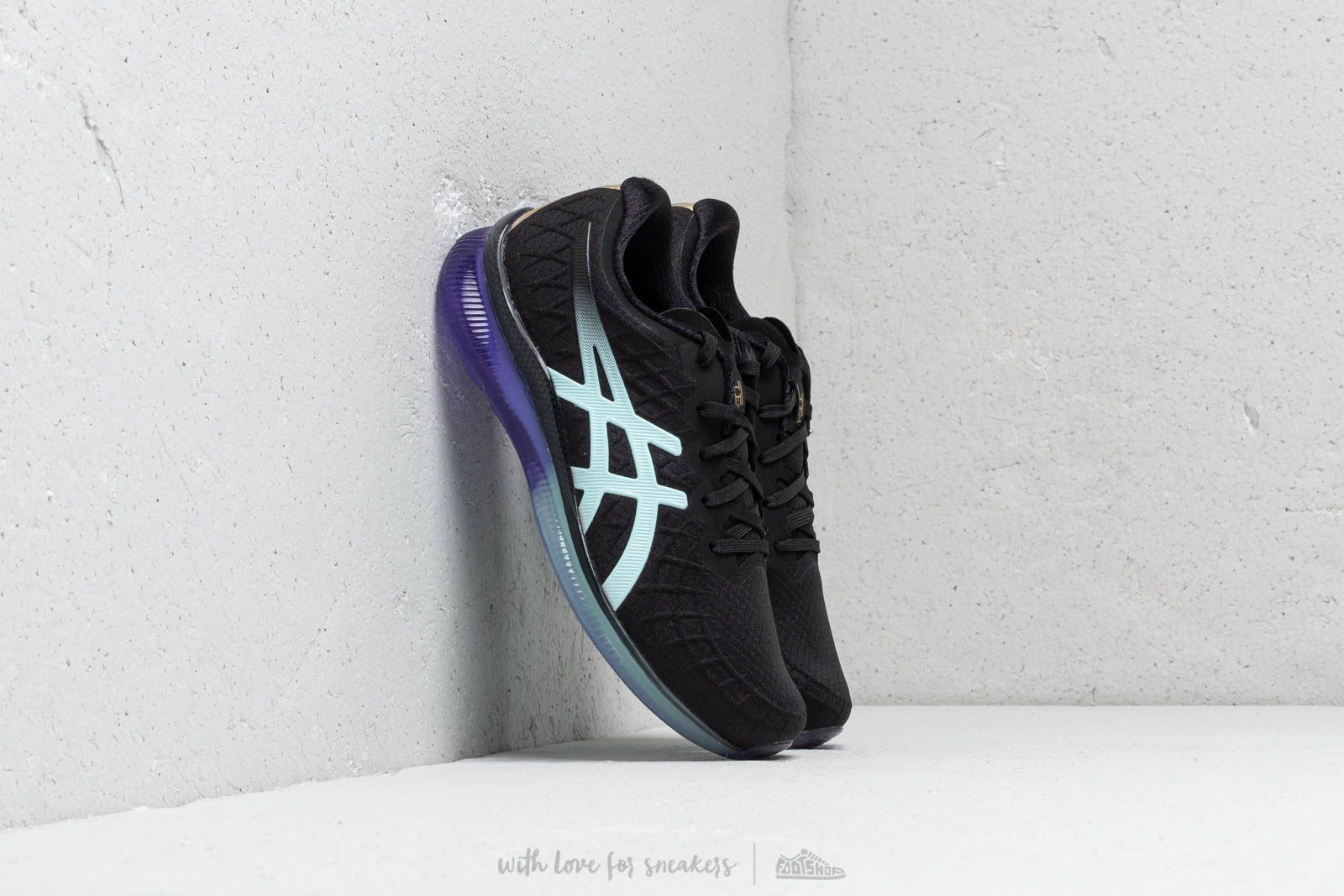 Asics Gel Quantum Infinity Black Icy Morning | Footshop