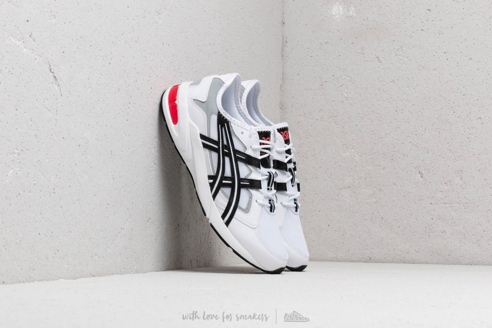 Chaussures et baskets homme Asics Gel-Kayano 5.1 White/ Black