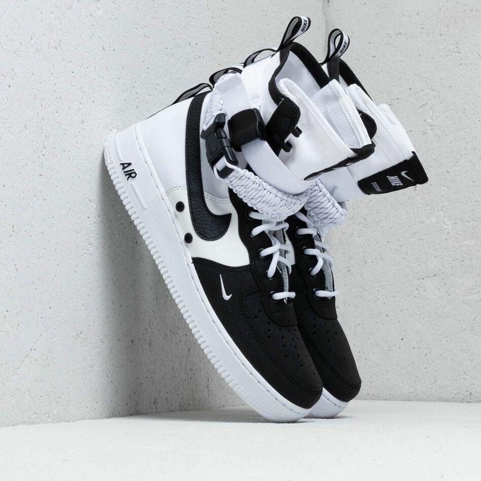 Nike SF Air Force 1 White/ Black/ White EUR 48.5