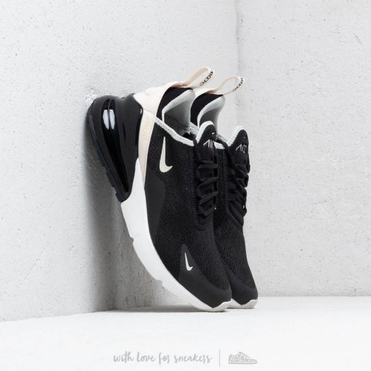 save off 98531 ff750 Nike W Air Max 270 Black/ Light Bone-Light Bone | Footshop