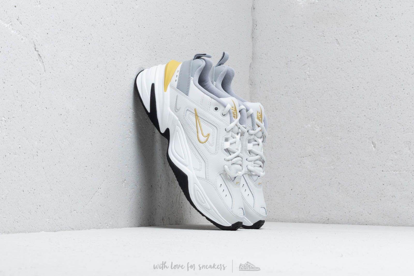 Nike W Nike M2K Tekno Platinum Tint/ Celery-Wolf Grey