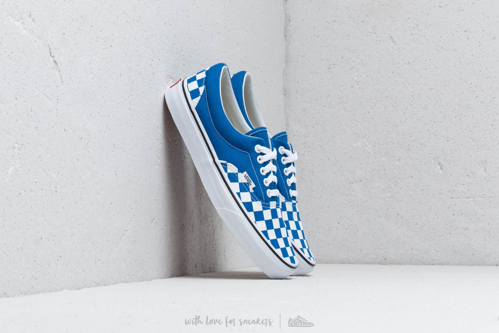 Vans ERA (Checkerboard) Lapis Blue at a great price $73 buy at Footshop