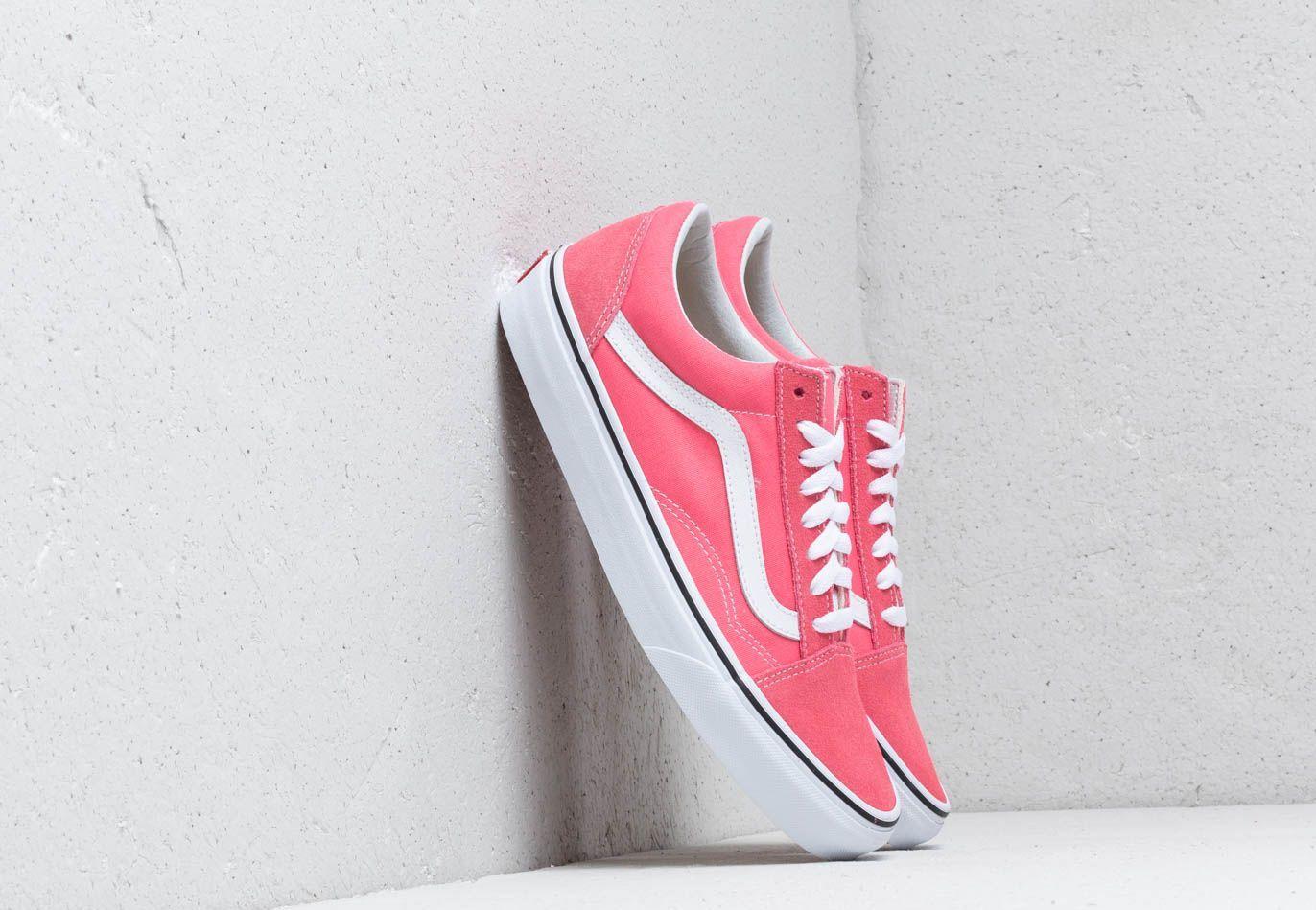 Vans Old Skool Strawberry Pink/ True White EUR 34.5