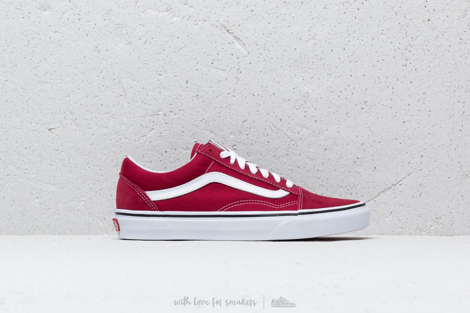 361688cad9162 Vans Old Skool Rumba Red/ True White at a great price 80 € buy at