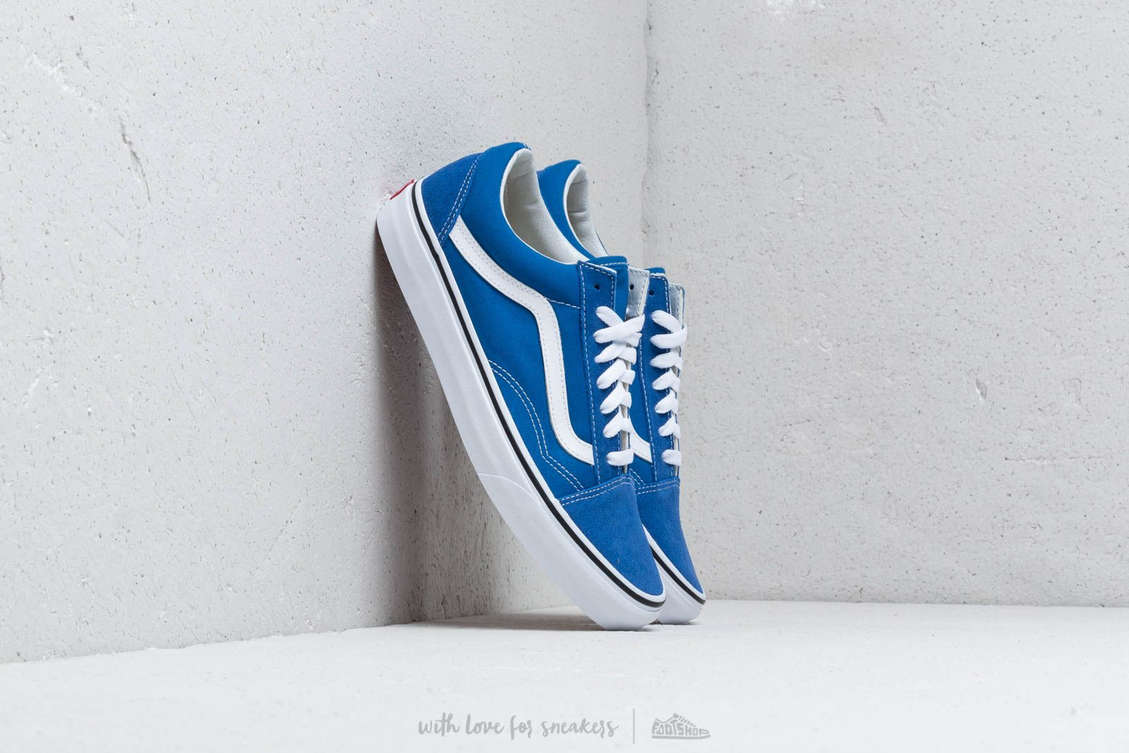 Men's shoes Vans Old Skool Lapis Blue