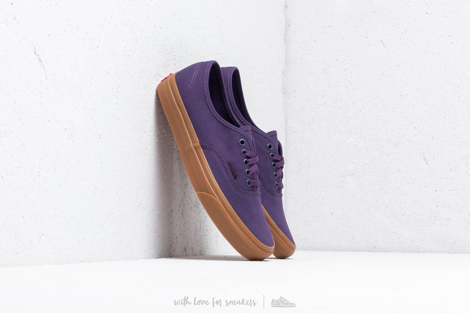 Vans Authentic Mysterioso/ Gum at a great price 70 € buy at Footshop
