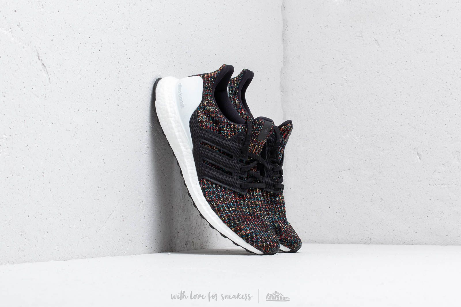 715308d2af23a8 adidas UltraBoost Core Black  Core Black  Multi at a great price 176 € buy