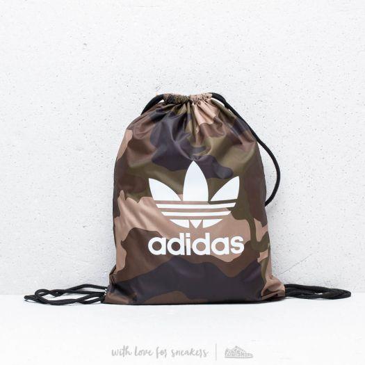 adidas Camouflage Gymsack Camo | Footshop