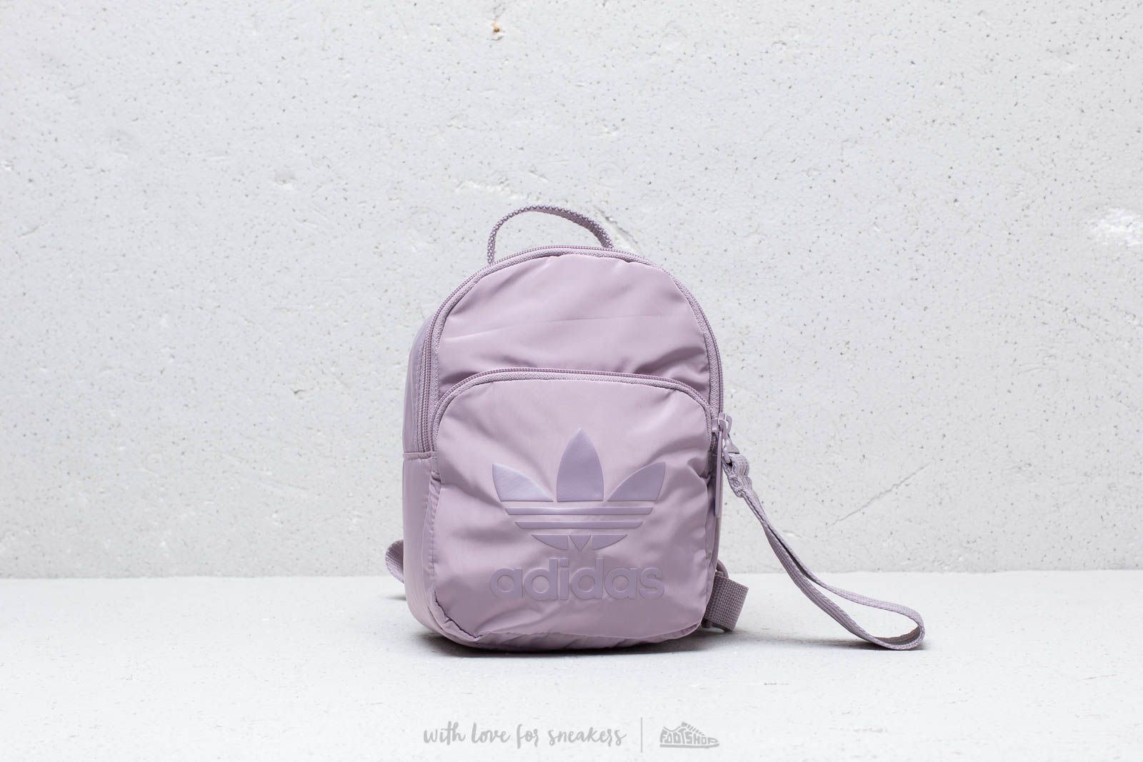 adidas Classic Mini Backpack Soft Vision