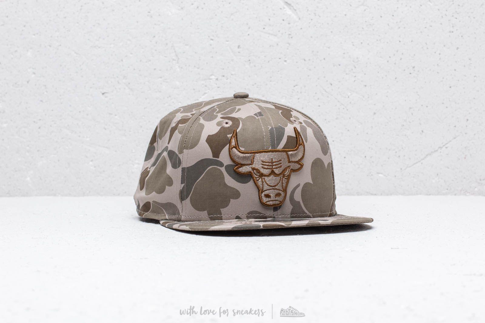 New Era 9Fifty Chicago Bulls Cap