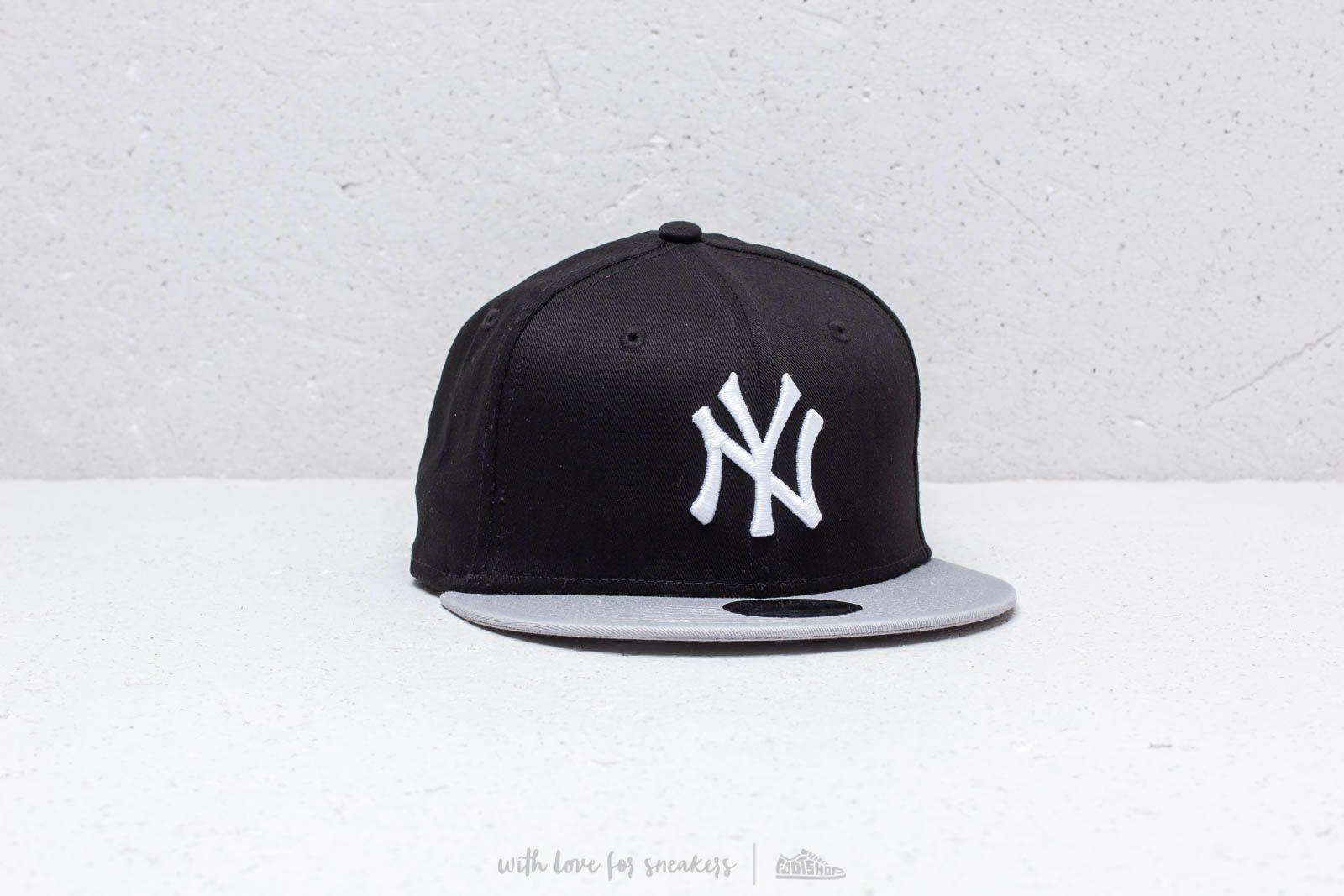 New Era 9Fifty MLB New York Yankees Black at a great price 26 € buy at Footshop