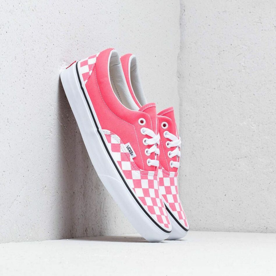 Vans Era (Checkerboard) Strawberry EUR 38.5