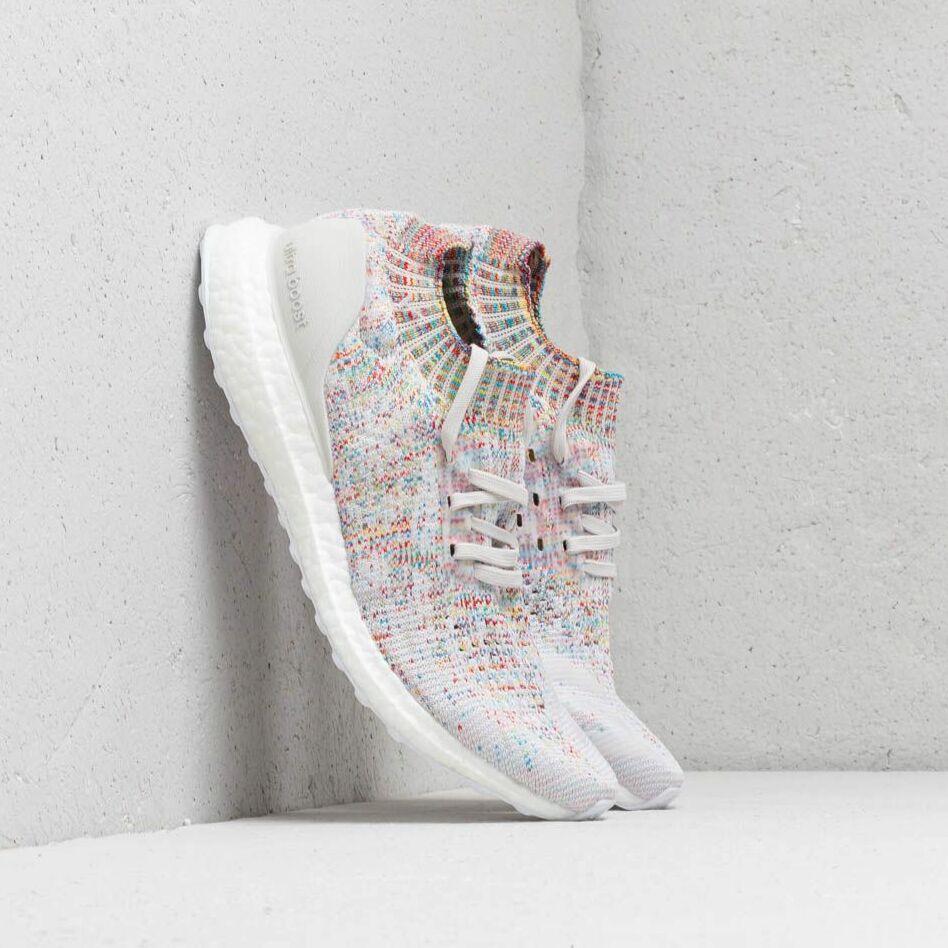 adidas Ultraboost Uncaged Raw White Ftw White Shocya