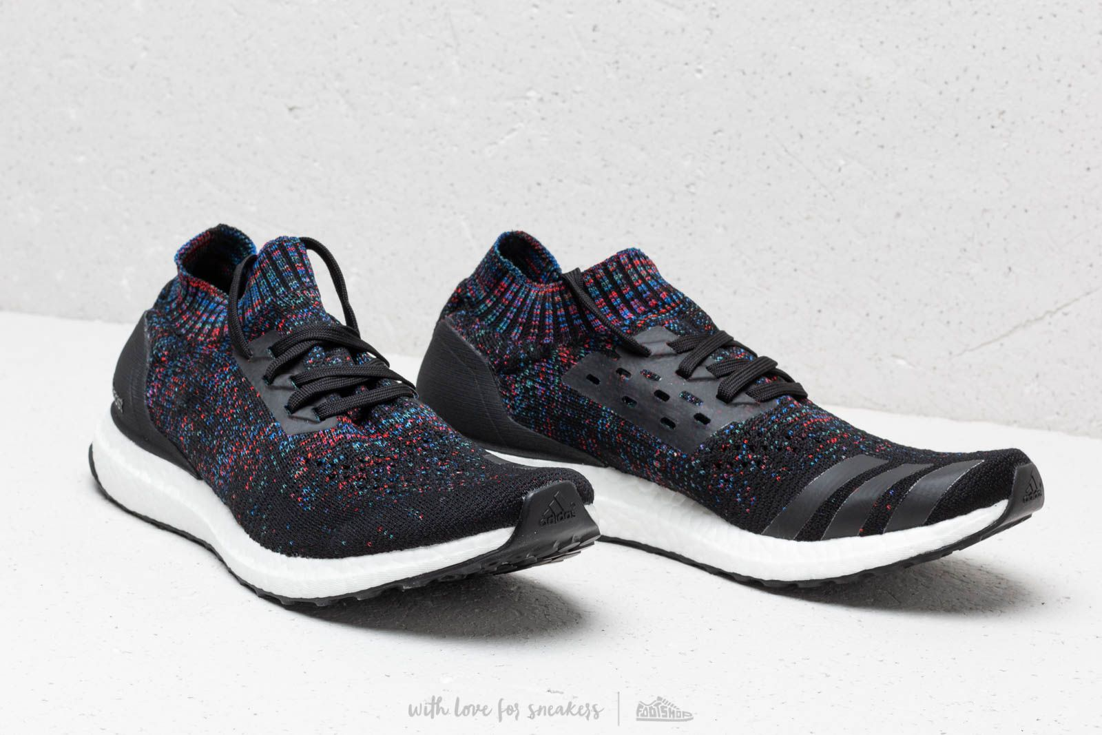7271b554846 discount red white and blue adidas ca96b 2e92b  australia adidas ultraboost  uncaged core black active red blue at a great price 176 e2621 febaa