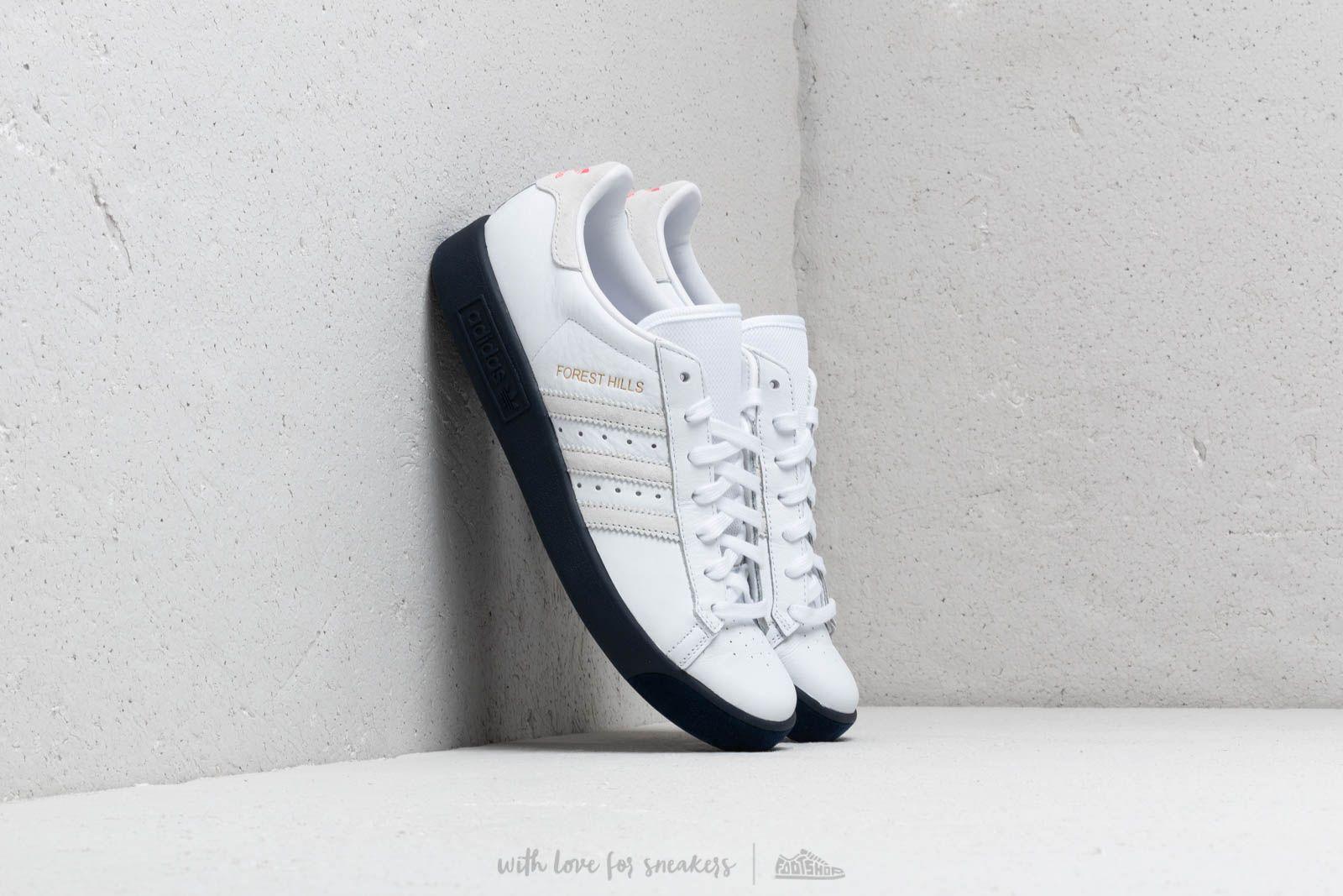 adidas Forest Hills Ftw White Crystal White Nindig | Footshop