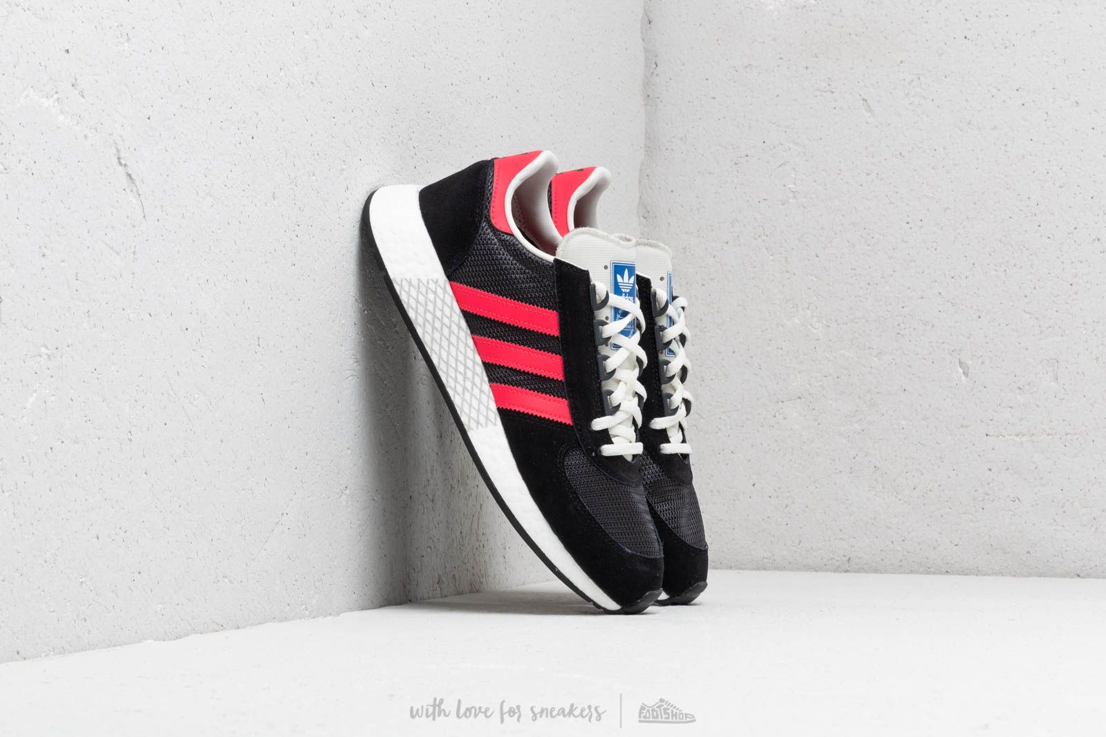 adidas Marathon Tech Carbon/ Shock Red/ Core Black at a great price $146 buy at Footshop