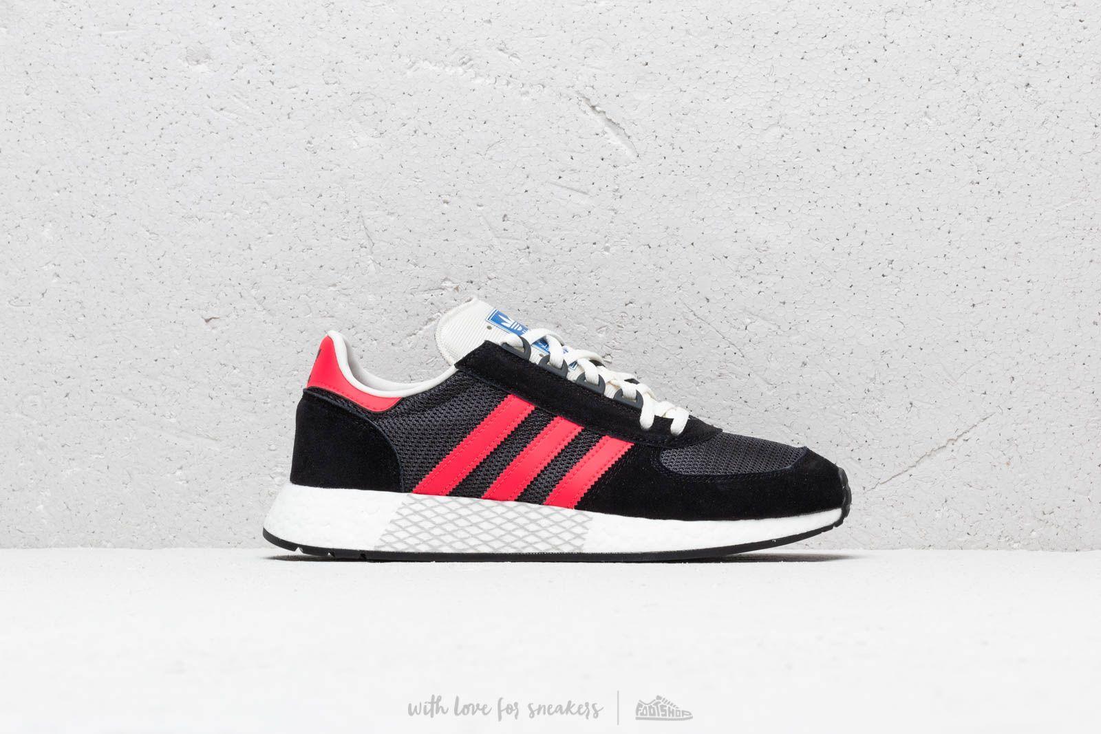 1e7c4d4e92 adidas Marathon Tech Carbon/ Shock Red/ Core Black nagyszerű árakon 42 698  Ft vásárolj