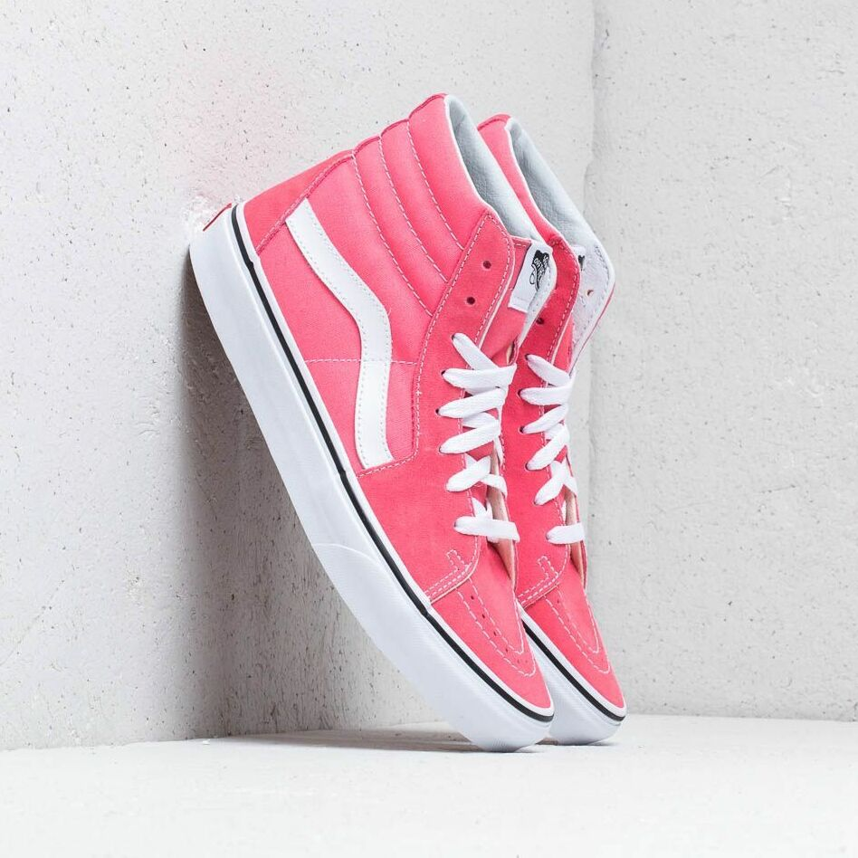 Vans Sk8-Hi Strawberry Pink/ True White EUR 38