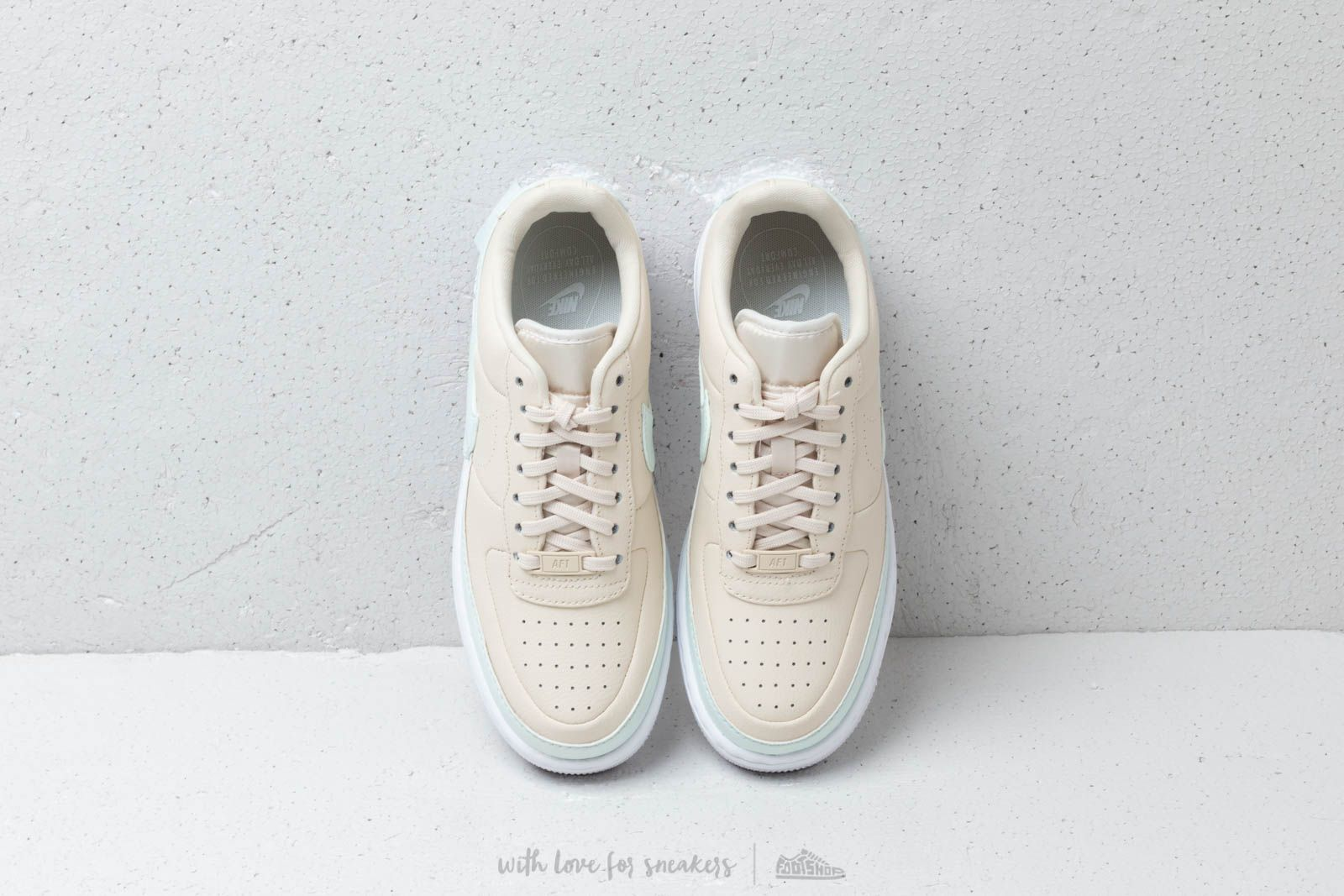 Nike W Af1 Jester Xx Light Cream Ghost Aqua White | Footshop
