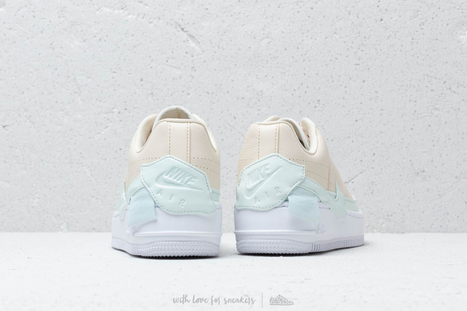 67dbd49615d Nike W Af1 Jester Xx Light Cream  Ghost Aqua-White at a great price