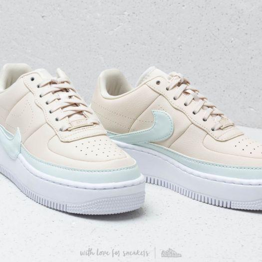 Nike W Af1 Jester Xx Light Cream Ghost Aqua White | Footshop
