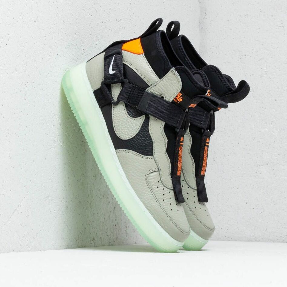 Nike Air Force 1 Utility Mid Spruce Fog/ Black-Frosted Spruce EUR 45.5