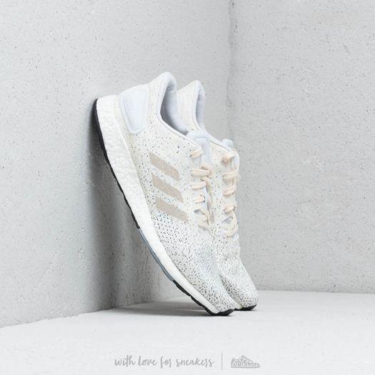 adidas Pureboost Dpr Non Dyed Raw White Grey Three