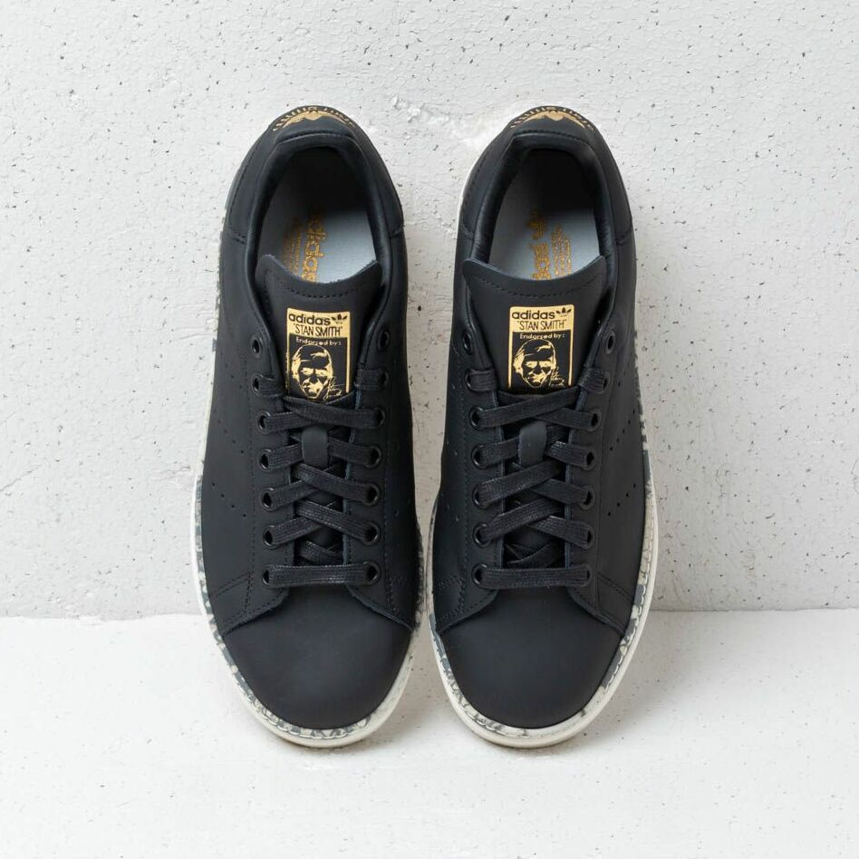 adidas Stan Smith New Bold W Core Black/ Off White/ Supcol