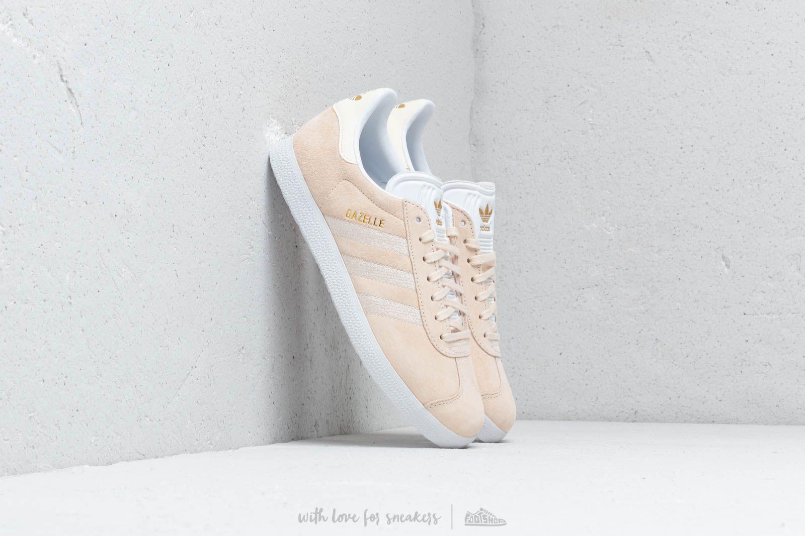 brand new 9aa62 d21e6 adidas Gazelle W Ecrtin  Ecrtin  Ftw White at a great price 92 € buy