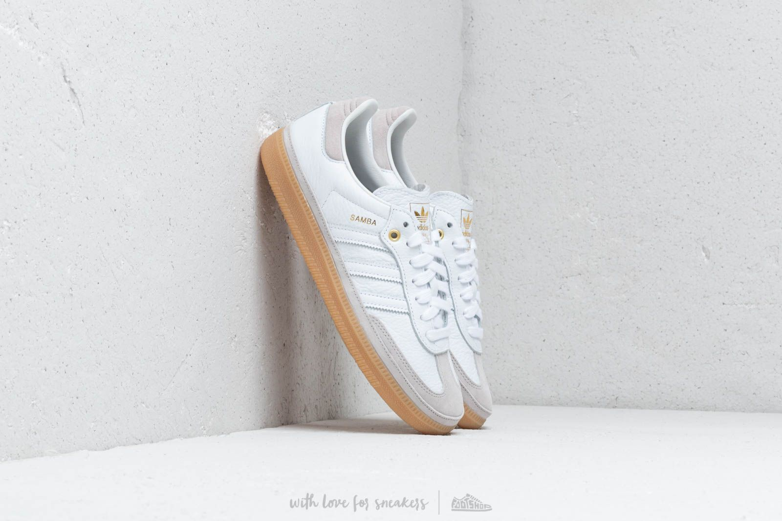 super cute large discount super popular adidas Samba Og W Relay Ftw White/ Ftw White/ Gretwo ...