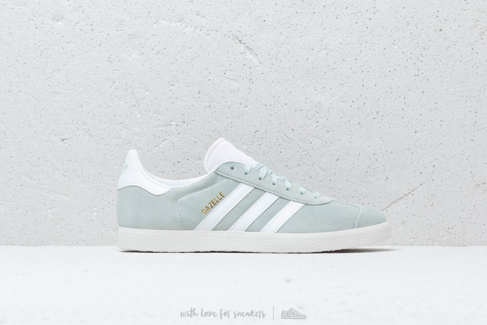 95544fd8f51 adidas Gazelle Vap Green  Ftw White  Crystal White at a great price £80