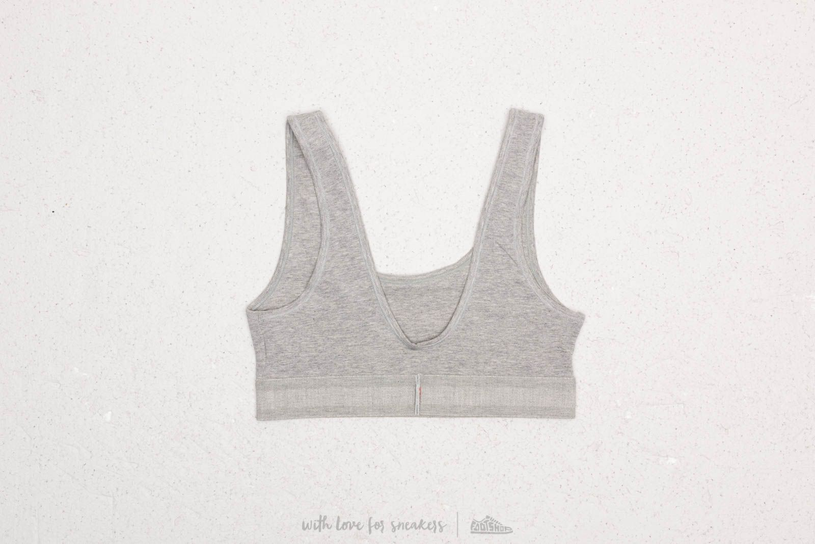 8729aeff56f Calvin Klein Unlined Bralette Grey at a great price 37 € buy at Footshop