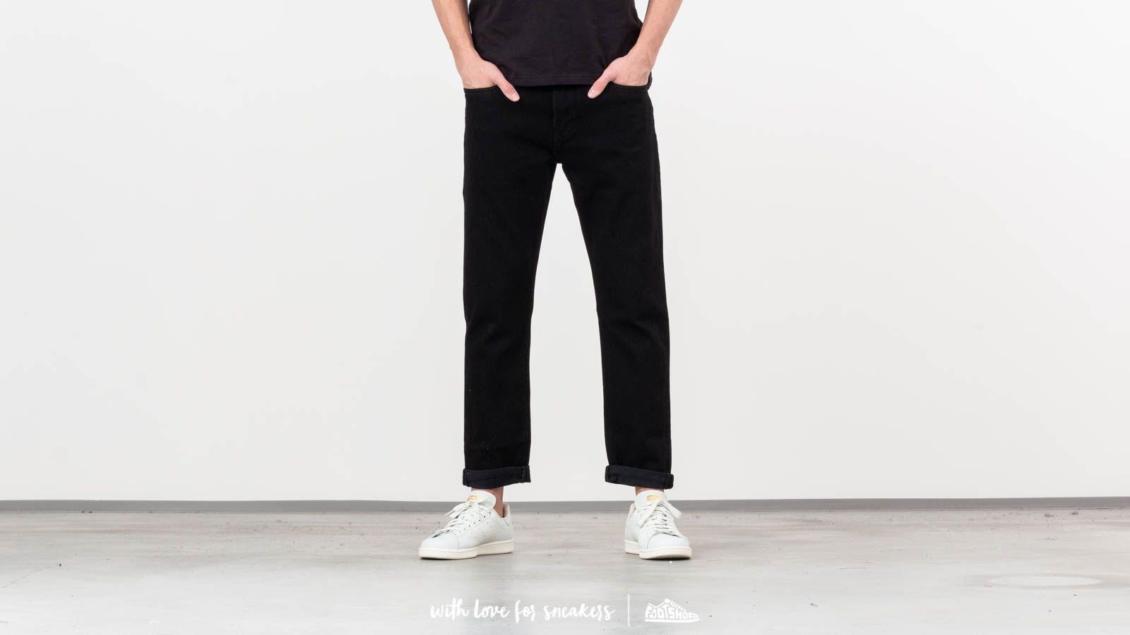 Džíny a kalhoty Levi's® Hi Ball Roll Jeans Black