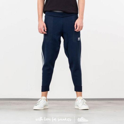 adidas originals tracksuit blue and red