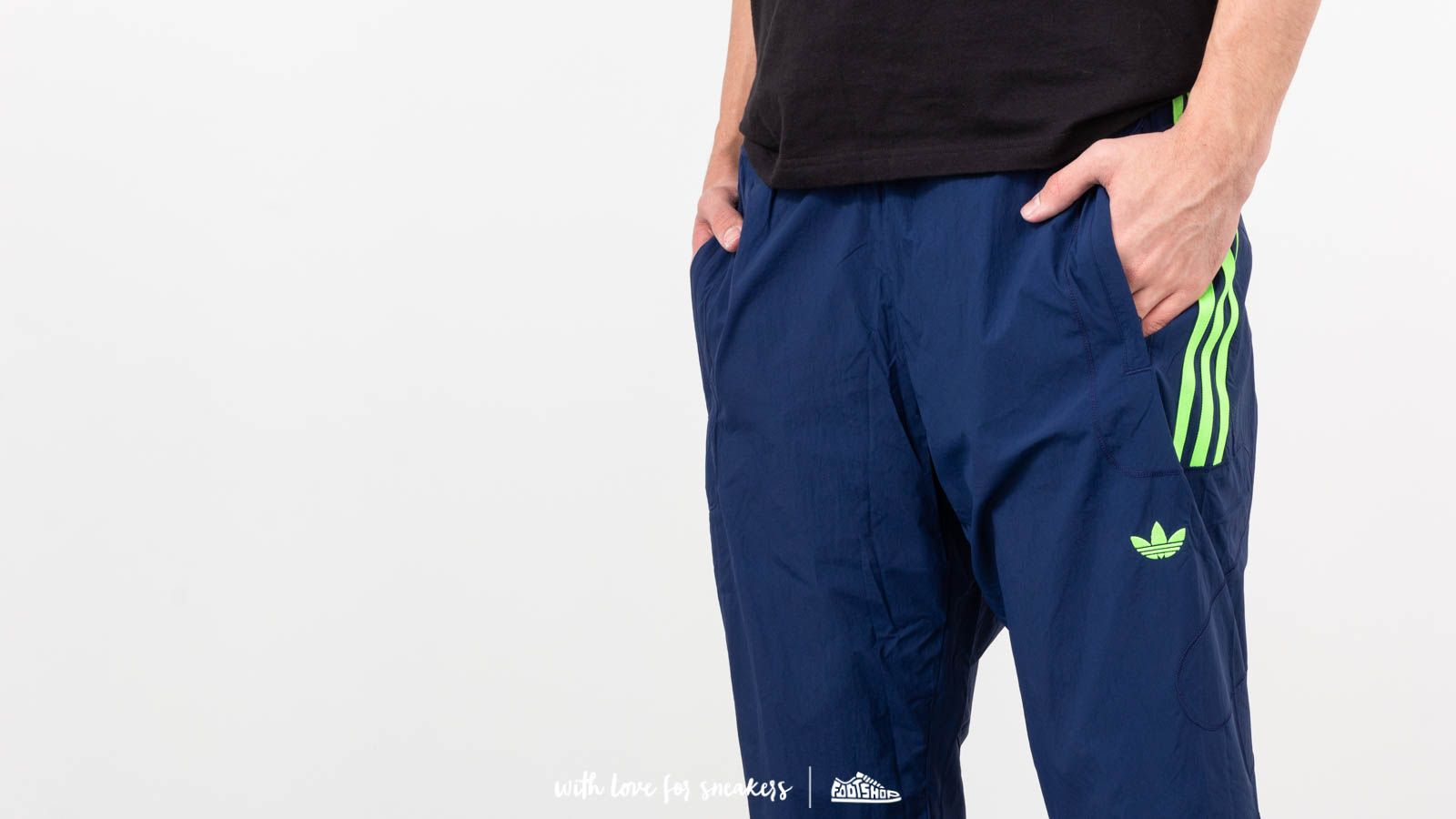49359f6101 adidas Flamestrike Track Pants Blue   Footshop