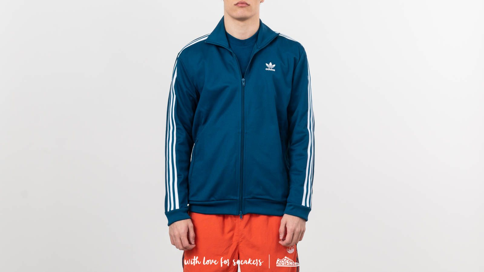 adidas Beckenbauer Tracktop Legend Marine at a great price 153 лв купете в Footshop