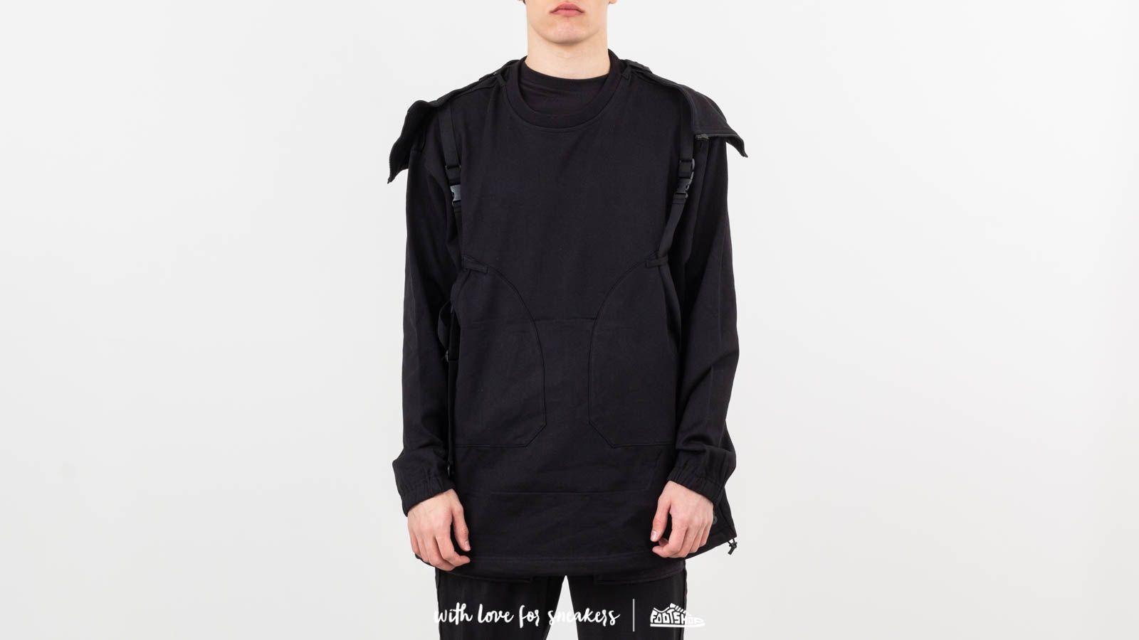 Y-3 Parachute Hoodie Black at a great price 247 € buy at Footshop