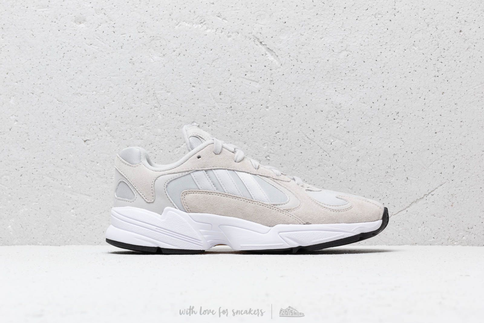 best sneakers 27b70 67752 adidas Yung-1 Grey One  Grey One  Ftw White at a great price