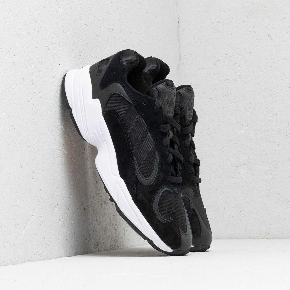 adidas Yung-1 Core Black/ Core Black/ Ftw White