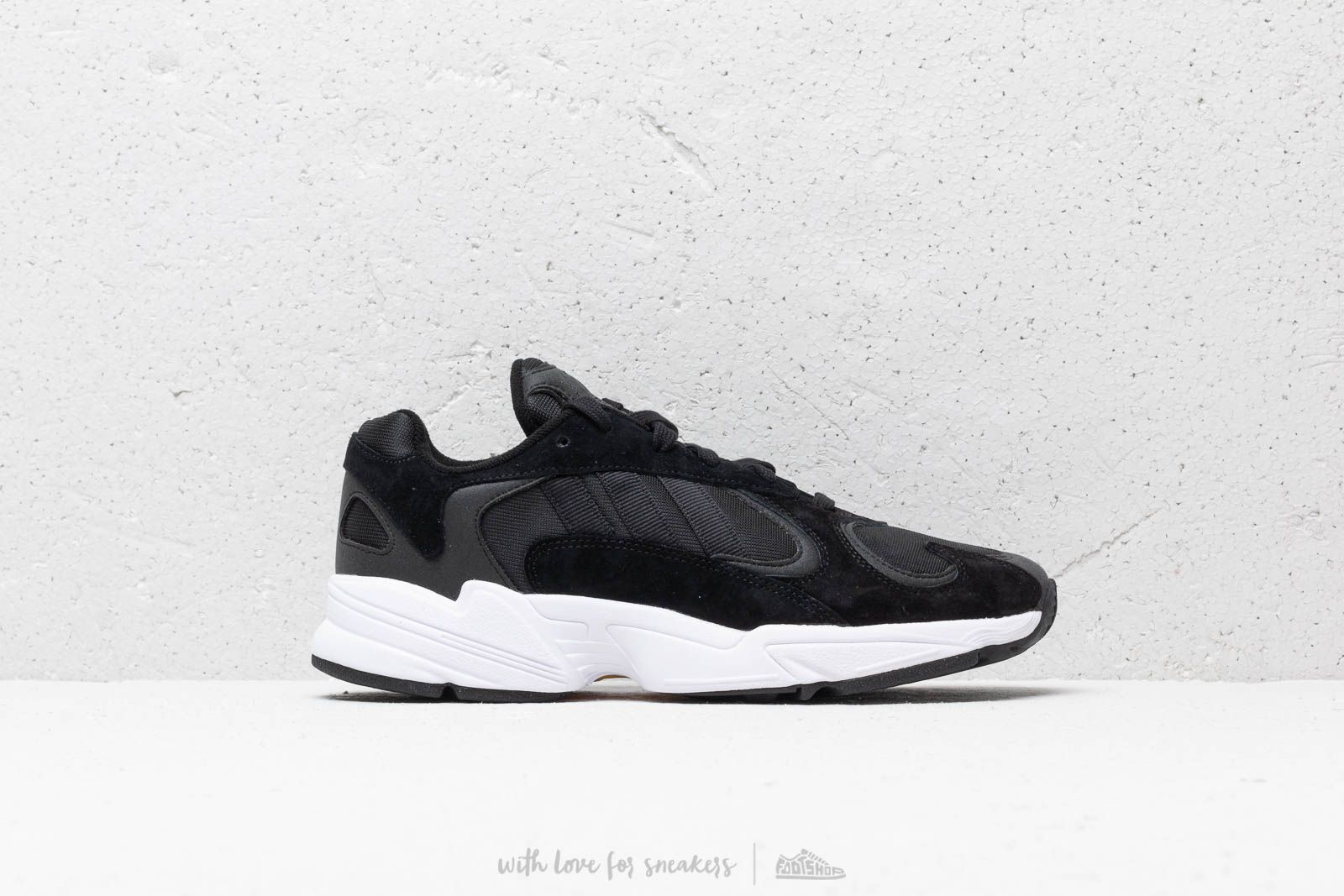 innovative design 24745 52922 adidas Yung-1 Core Black  Core Black  Ftw White at a great price