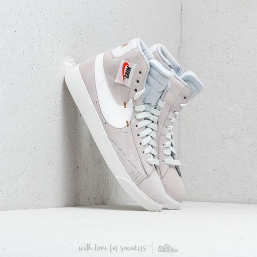 huge selection of cbc53 72b79 Nike Blazer Mid Rebel Wmns Off White/ Summit White-Pure ...