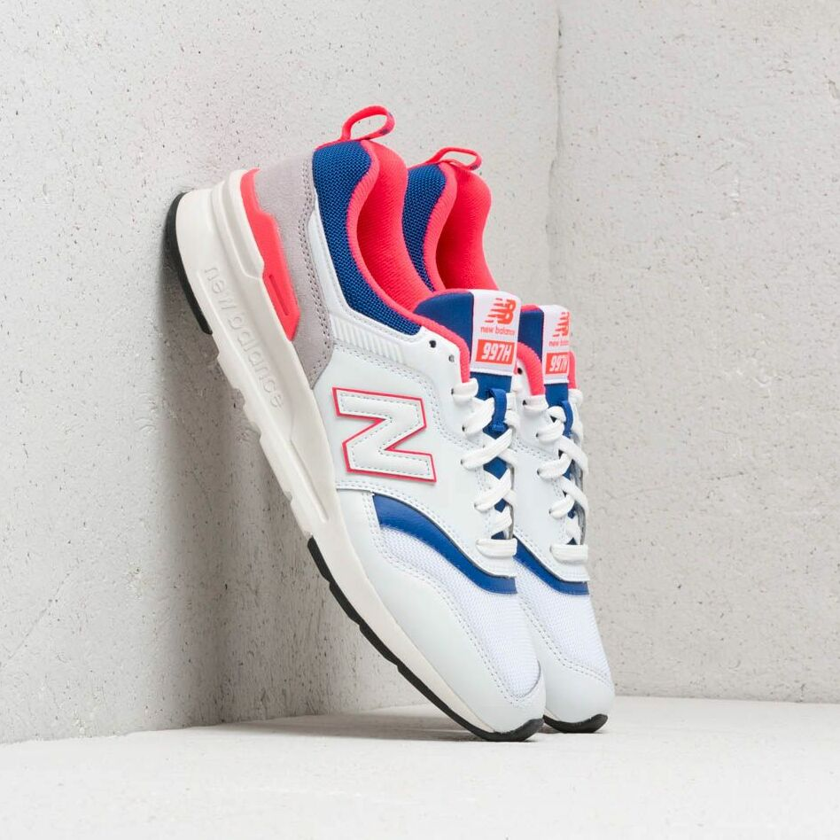 New Balance 997 White EUR 46