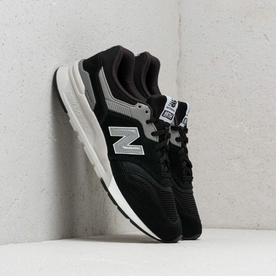 New Balance 997 Black/ Grey/ White EUR 45