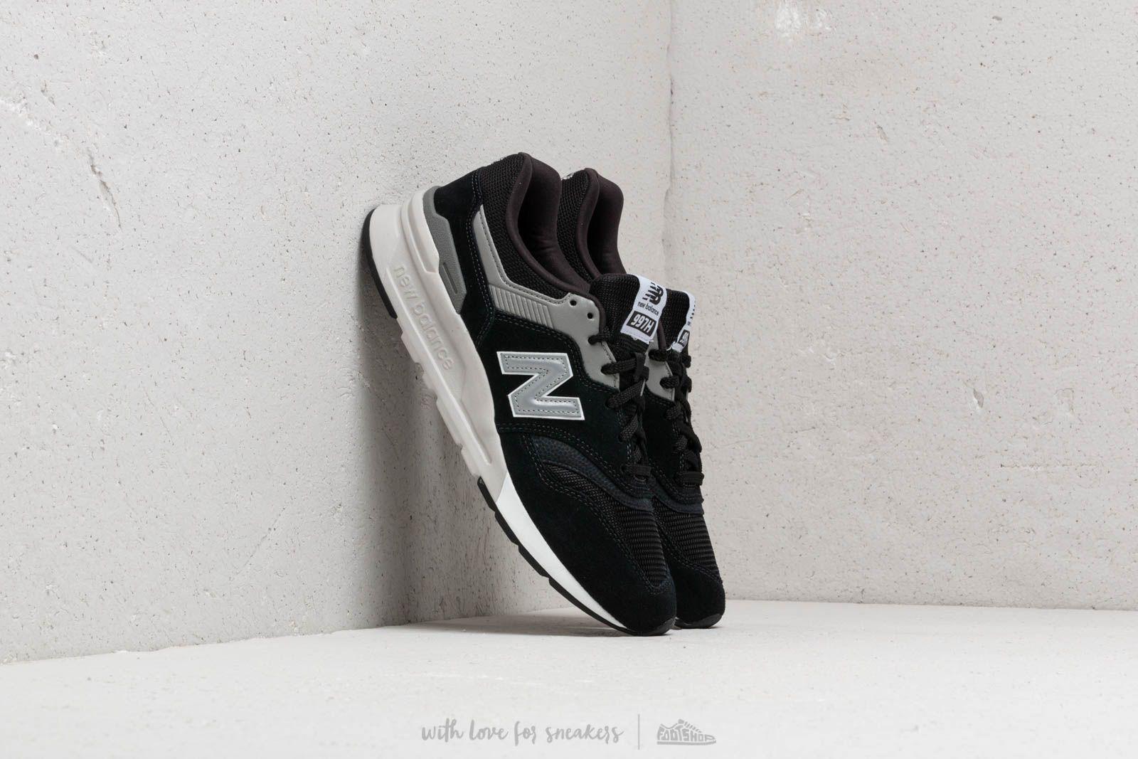 New Balance 997 Black/ Grey/ White at a great price 88 € buy at Footshop