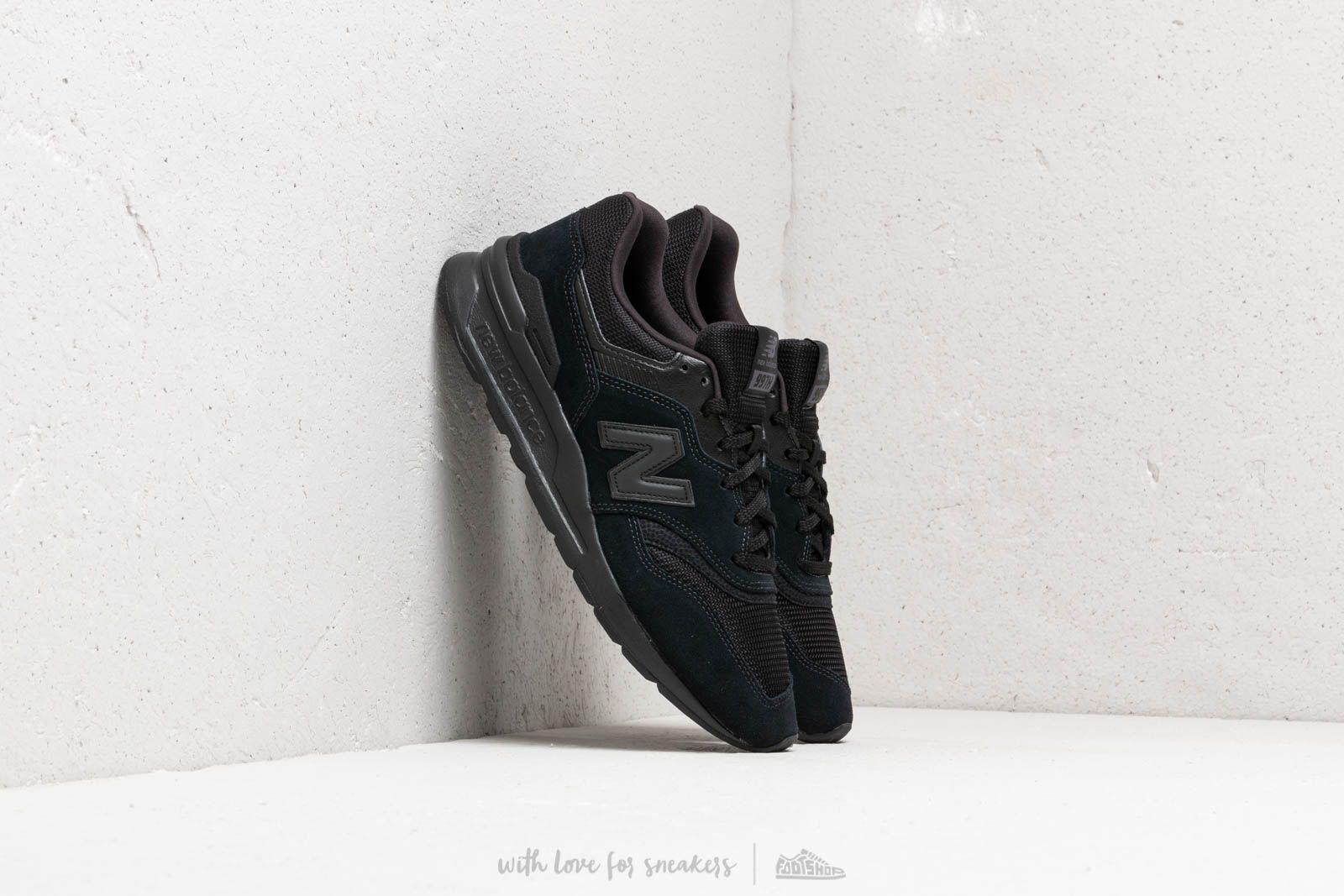 all black new balance 997