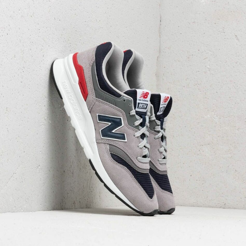 New Balance 997 Grey/ Navy/ Red/ White EUR 40.5