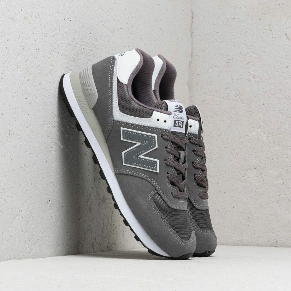 New Balance 574 Grey/ White EUR 42.5